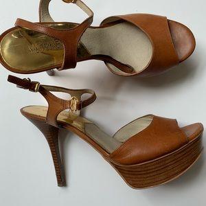 Sexy Michael Kors platform sandals.